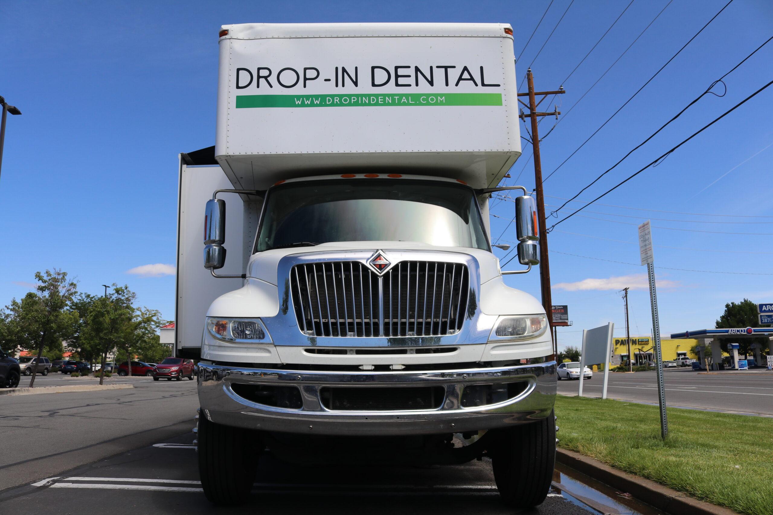drop in dental truck